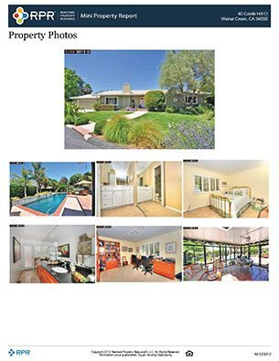 Property Snapshot Sample (Page 5)